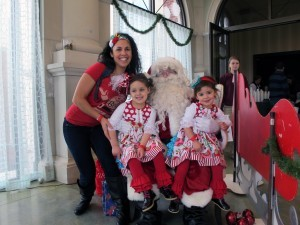 Santa Brunch at LI Aquarium & Exhibition Center