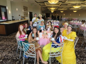Sweetheart Princess Tea Party