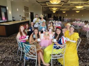 Sweetheart Princess Tea Party