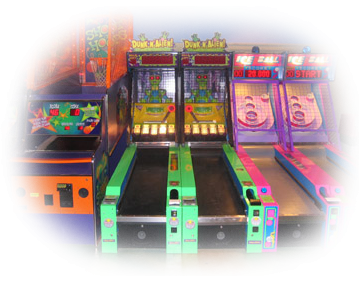 Family Fun Center arcade